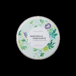 mascarilla exfoliante carbon activo vera and the birds