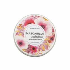 mascarilla nutritiva vera and the birds