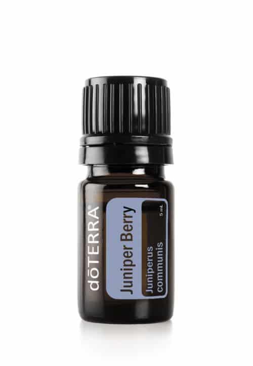 Aceite esencial baya de enebro