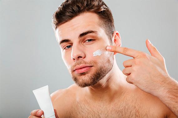 crema hidratante para hombre